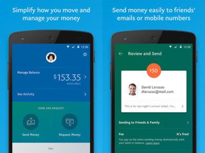 Si tienes un terminal Nexus, podrás logearte en PayPal con tu huella digital
