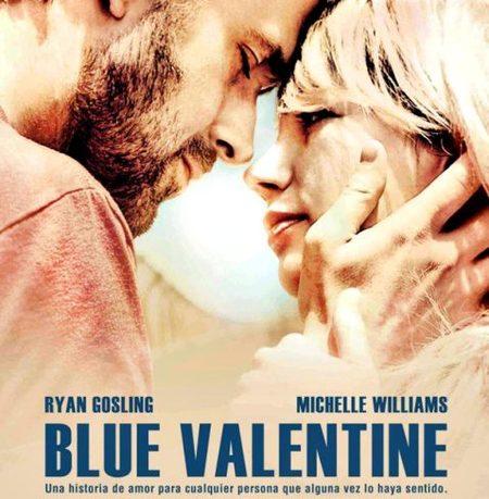 El cartel español de Blue Valentine