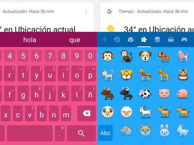 Adaptan el teclado de Xperia para usar en cualquier Android 4.4 o superior