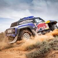 MINI entrena para el Dakar en un Rally de Marruecos con victoria para Nasser Al-Attiyah