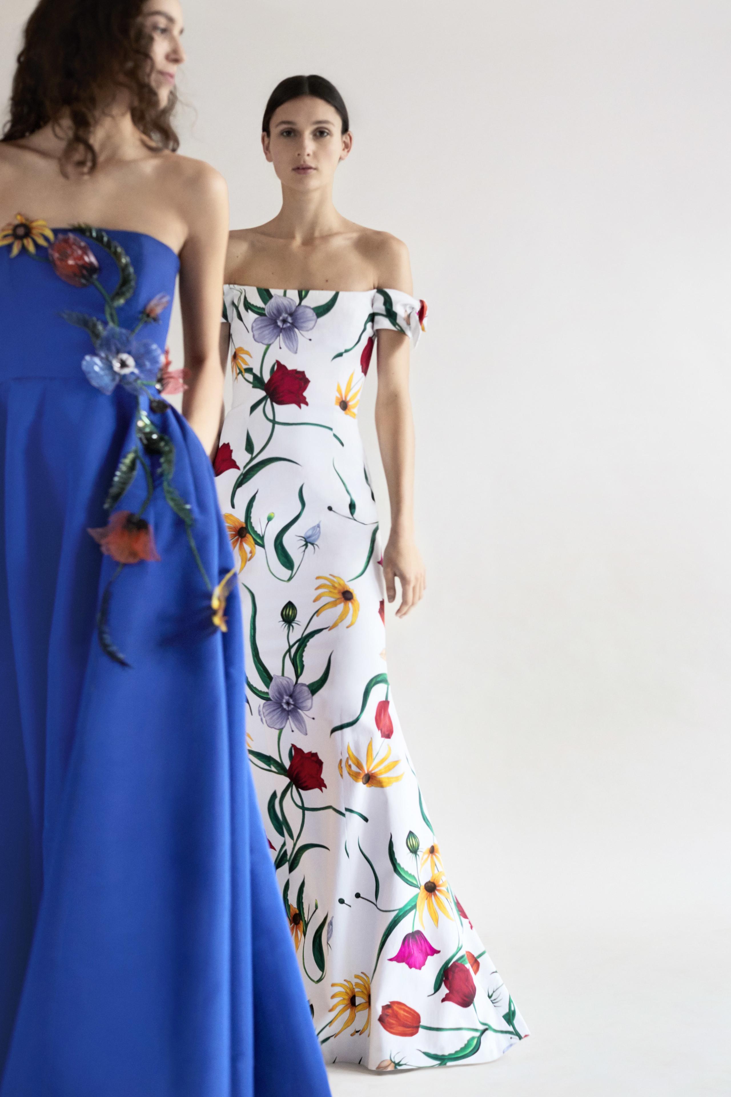Foto de Carolina Herrera NY Pre Fall 2018: una maravillosa colección de Alta Costura (25/33)