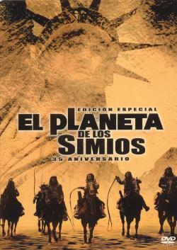 planeta simios dvd cartel