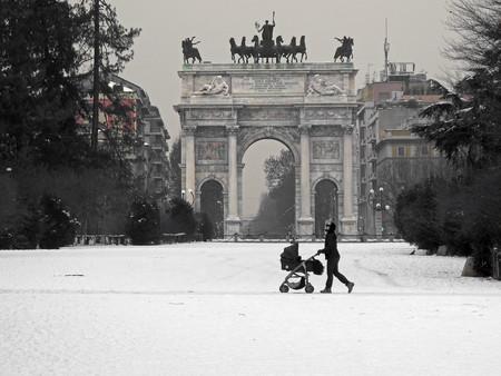Arco de la paz Milán