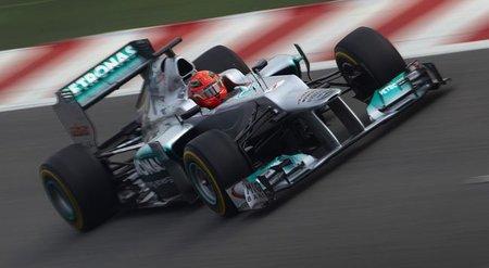 Ross Brawn niega que vayan a renovar a Michael Schumacher