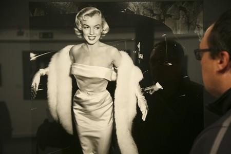Exposicion De Marilyn Monroe Durante La Seminci De Valladolid