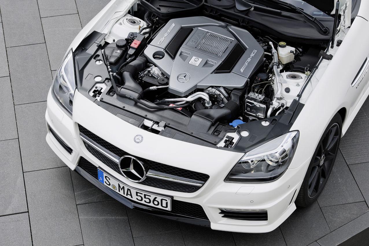 Foto de Mercedes-Benz SLK 55 AMG (13/13)