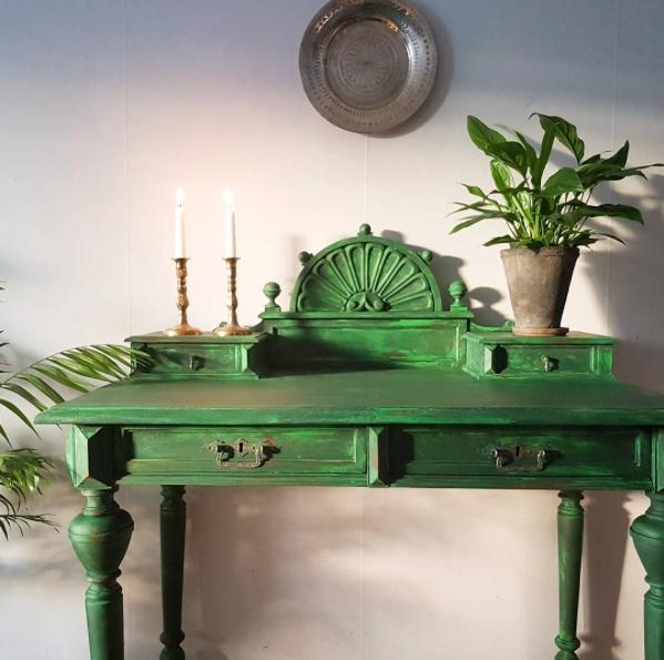 Pintar muebles con Annie Sloan
