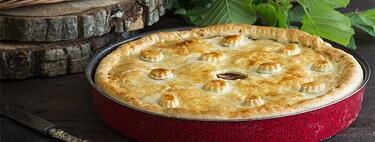 Tarta de manzana americana: la clásica 'apple pie' que volvía loco al Oso Yogui