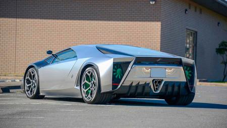 Kode 0, el exclusivo Lamborghini Aventador con traje
