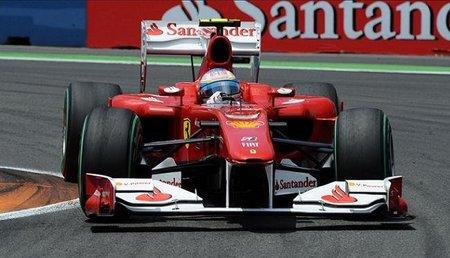 GP de Gran Bretaña 2010: Fernando Alonso cree que Silverstone no favorece al F10