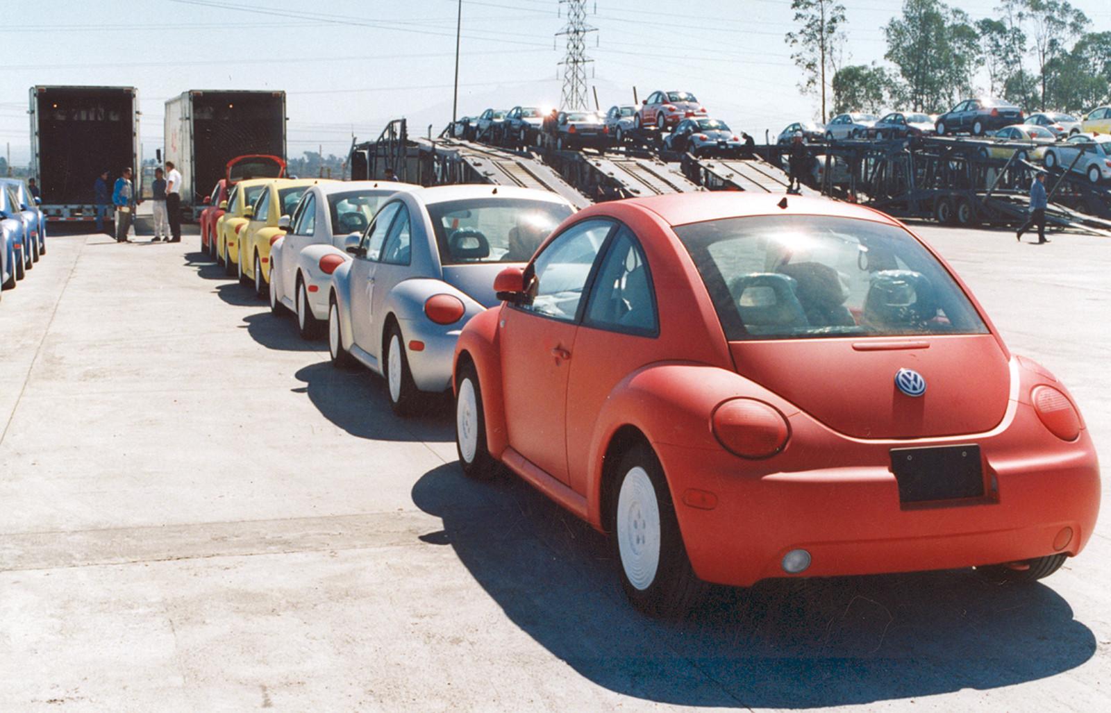 Foto de Despedida Volkswagen Beetle (4/19)