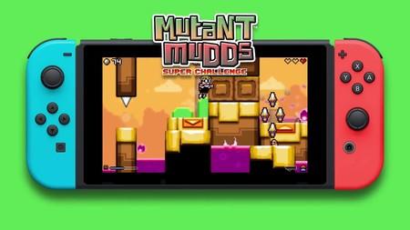 Mutant Mudds Collection, Lovers in a Dangerous Spacetime y ocho indies más llegarán en físico a Switch