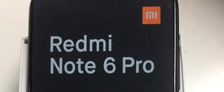 Una nueva imagen del Xiaomi Redmi Note 6 Pro revela sus características