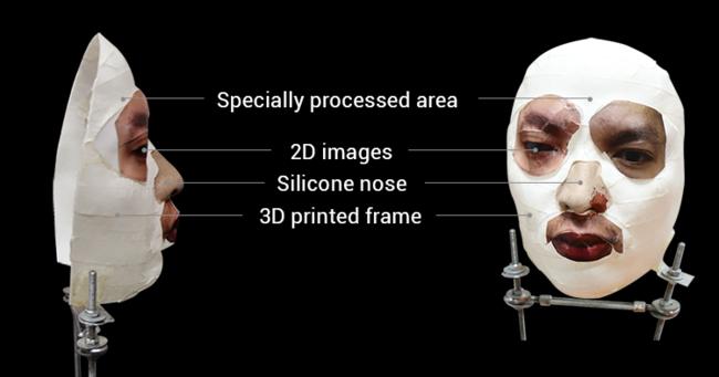 Ya han creado una manera de engañar a Face ID... si eres MacGyver