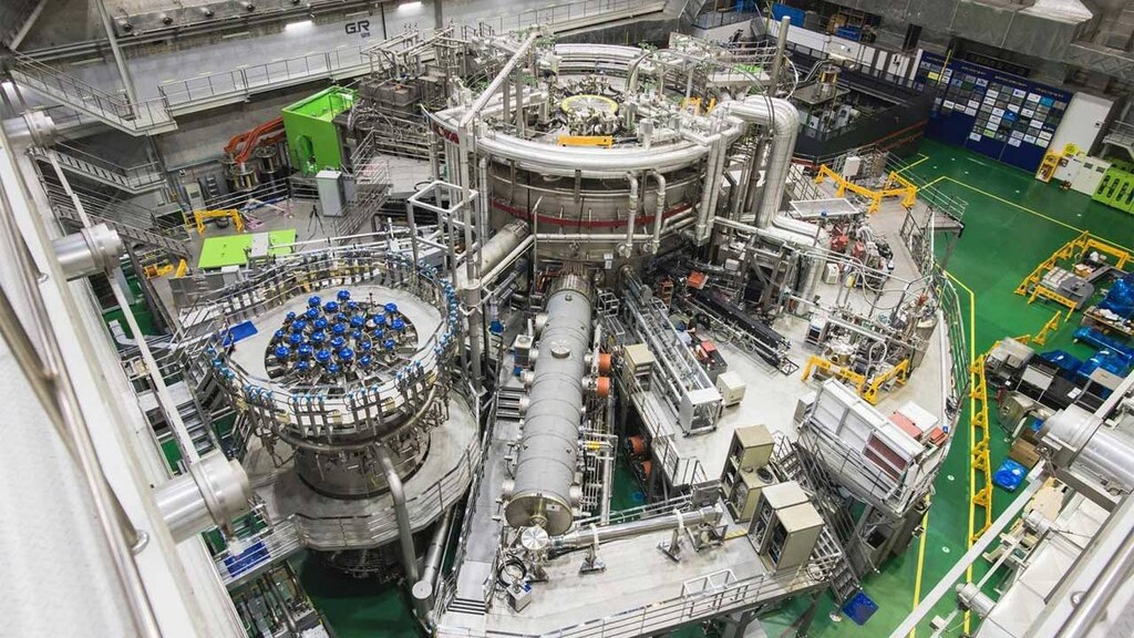 El reactor de fusión KSTAR establece un récord: 20 segundos alcanzando los 100 millones de °C de temperatura iónica