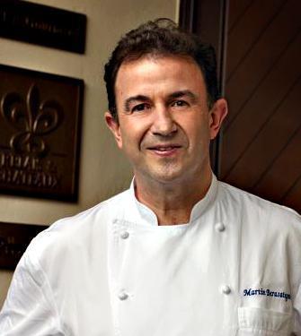 Abierto el Santo Restaurante de Martín Berasategui en Sevilla