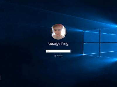 Con este método puedes eliminar tus datos de acceso en la pantalla de inicio de Windows