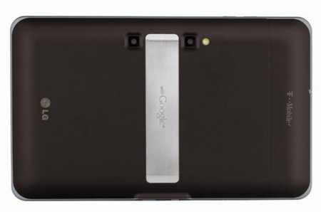LG G-Slate con el logo de Google