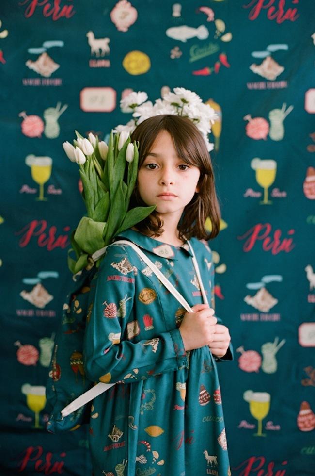 Foto de La romántica colección de Nice Things para niñas y bebés (13/18)