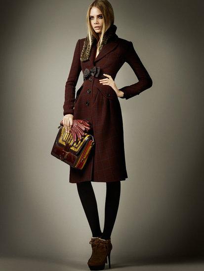 Burberry Prorsum Pre-Fall 2012: el perfecto gusto inglés