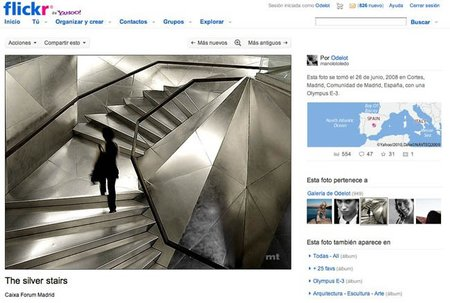 Flickr se actualiza y renueva su interfaz