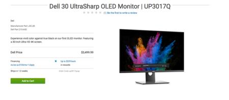 Dell Ultrasharp Up3017q 2