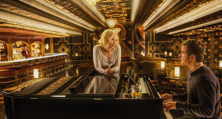 Passengers Images 1