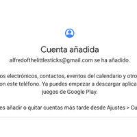 Cómo crear una cuenta de Gmail al configurar un nuevo Android