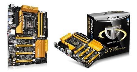 ASRock Z97 OC Formula exprime el Intel Core i7-4790K y alcanza 7 GHz