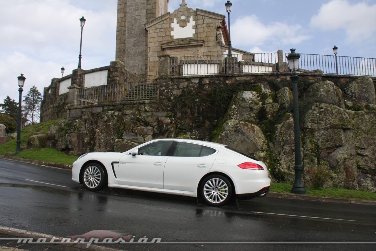 Foto de Porsche Panamera S E-Hybrid (prueba) (39/64)