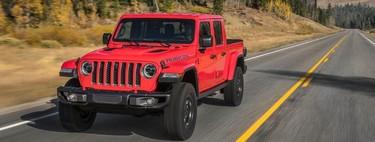 Jeep podría tener en mente un Gladiator de alto vuelo para competir contra la F-150 Raptor