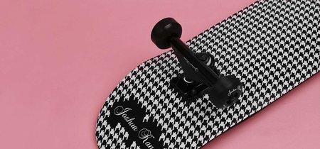 Cuando el skateboard se vuelve bespoke: Joshua Kane y su colección para los 'gentlemen' sobre ruedas