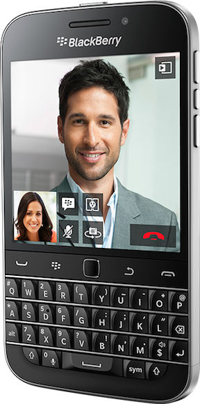 """BlackBerry Classic, así sería el regreso de los canadienses a lo """"clásico"""""""