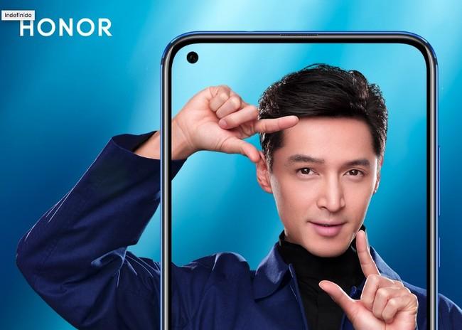 Nuevo Honor V20, el primer Honor con pantalla agujereada y cámara de 48 megapíxeles ya es oficial