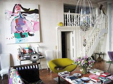 Las casas de los diseñadores: te mostramos cómo son y sus ideas decorativas.