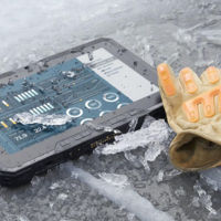 Dell Latitude 12 Rugged Tablet presume soportar de todo