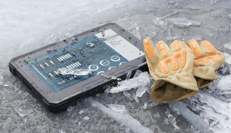 Dell Latitude 12 Rugged Tablet presume soportar de todo