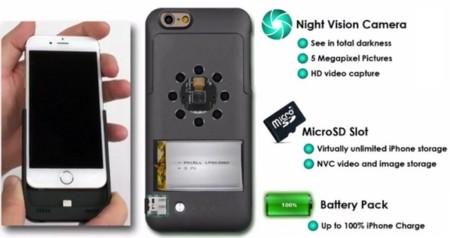 NVC acerca la auténtica visión nocturna  a tu smartphone