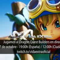 Jugamos en directo a Dragon Quest Builders a las 19:00h (las 12:00h en Ciudad de México) (finalizado)