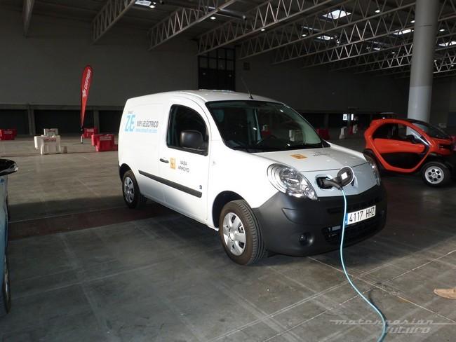 Renault Kangoo furgoneta electrica