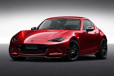 Mazda MX-5 RF Custom Style y Roadster Classic Red, dos motivos para enamorarte más