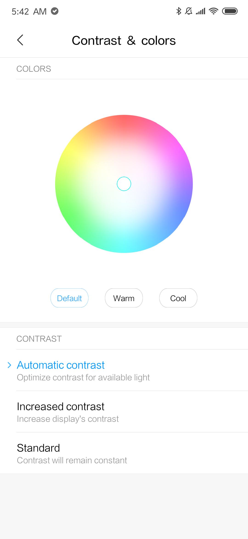 Foto de Xiaomi Mi Mix 3 interfaz (15/23)