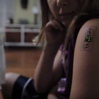 Los tatuajes biométricos son una potente alternativa a las pulseras cuantificadoras
