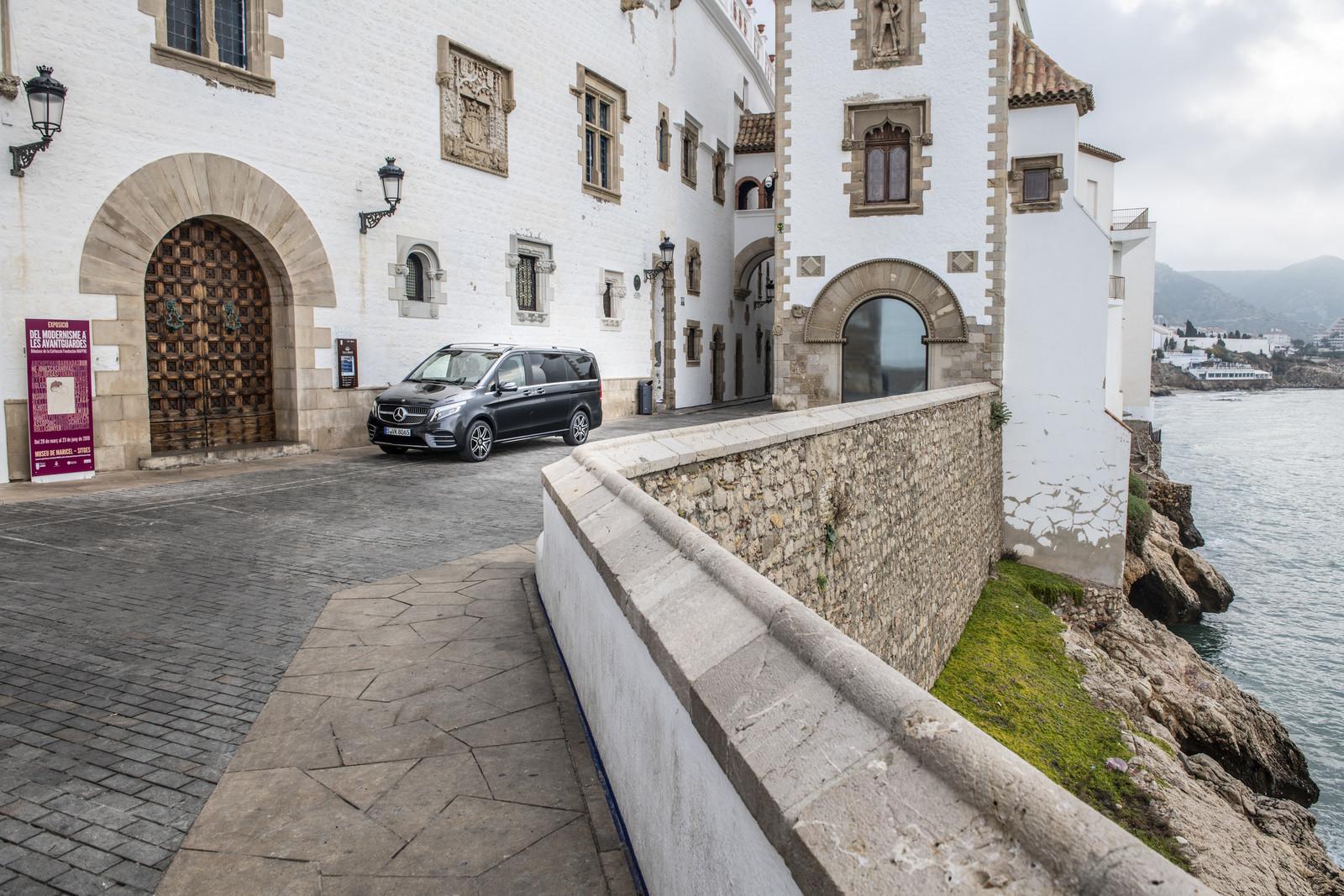 Foto de Mercedes-Benz Clase V 2019 (54/92)