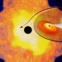 Alrededor del agujero negro supermasivo de nuestra galaxia hay doce agujeros más
