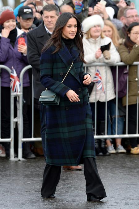 El impecable estilo de Meghan Markle en versión Zara