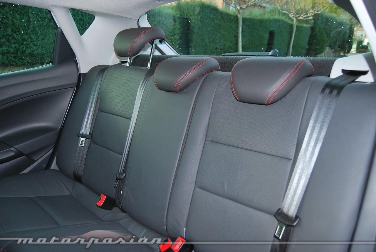 Foto de SEAT Ibiza 1.2 TSI FR (prueba) (24/33)