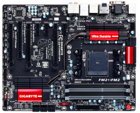 Gigabyte GA-F2A88X-UP4