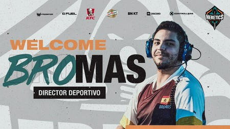 "BromaS, director deportivo de Team Heretics: ""Rainbow Six Siege es una clara alternativa a Counter-Strike: Global Offensive"""