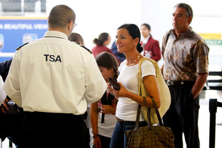 Aeropuertos de Estados Unidos: portate bien, la TSA te vigila